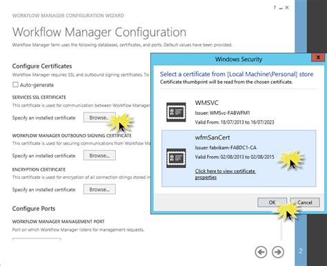 windows workflow service workflow manager farms for sharepoint 2013 sharepoint