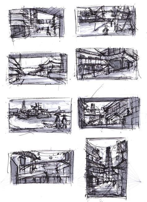 4 Thumbnail Sketches by Environment Thumbnail Sketch Pg01 Jpg 794 215 1093
