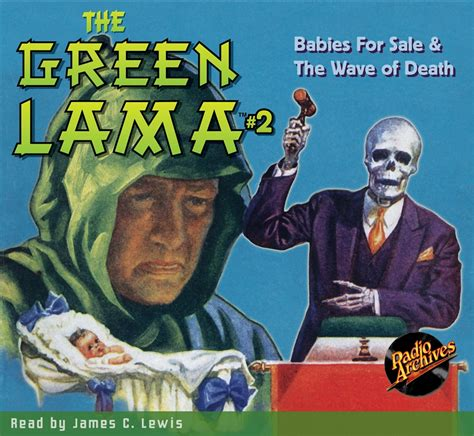 The Green Lama the green lama audiobook 2 babies for sale the wave