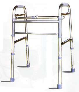 Tongkat Therapy Roda tongkat khusus