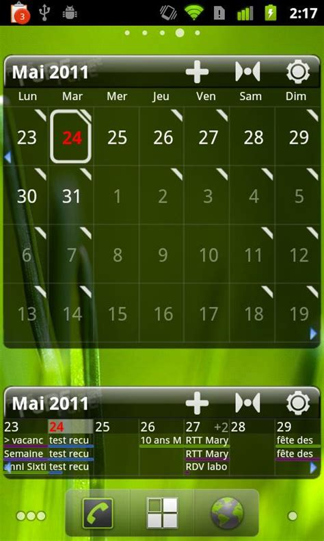 android calendar widget grid calendar widget android apps on play