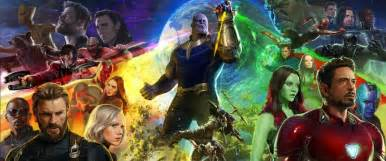Infiniti War Marvel Releases Sdcc Poster For Infinity War
