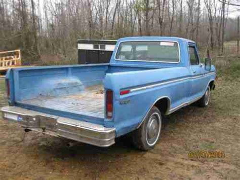 ford f10 find used 1973 ford f10 ranger in gleason tennessee