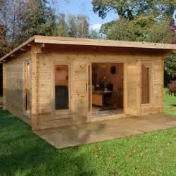 5x4m sancerre 44mm log cabin buy sheds direct uk