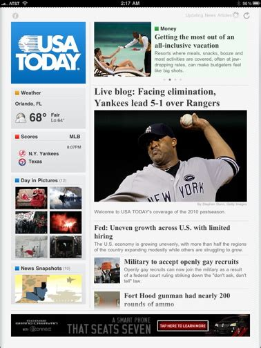 usa today crossword app for ipad 3 free ipad apps with a nose for news the mac observer