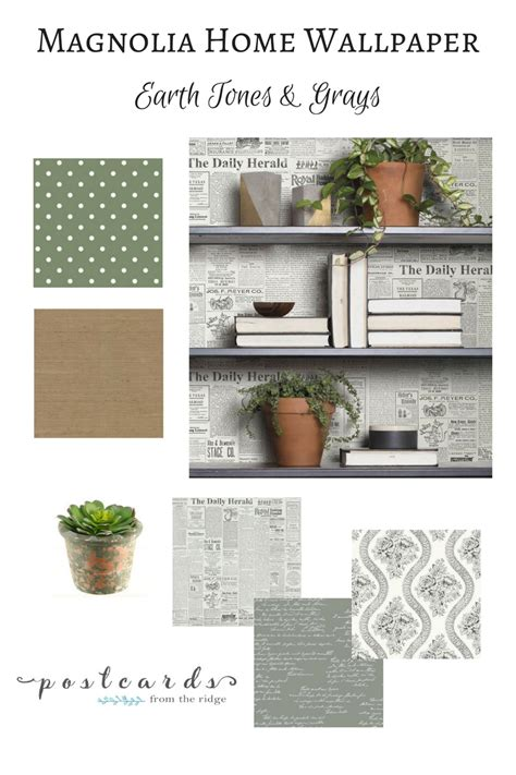 magnolia homes wallpaper add some wow to your walls with joanna gaines new