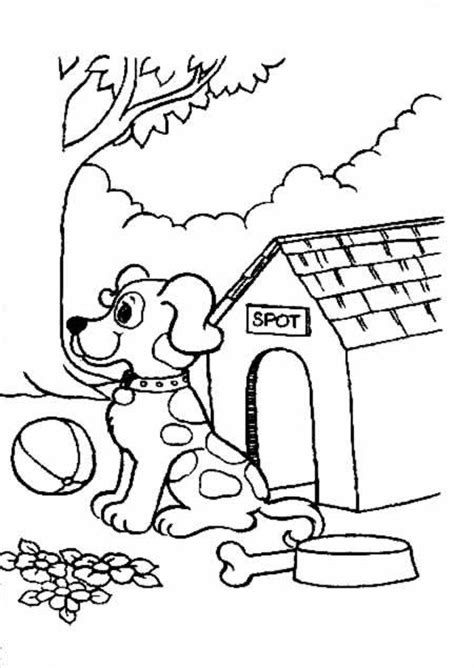 coloring pictures of spot the dog coloring page dog spot coloring me