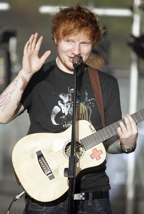 6 Facts about Ed Sheeran   TFE Times