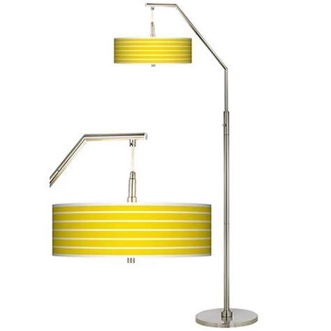 vivid yellow stripes giclee arc floor l h5361 p3033 ls plus