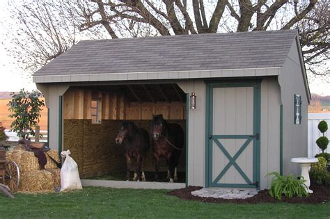 shelters in nj one and two story sheds equine shelters and run ins