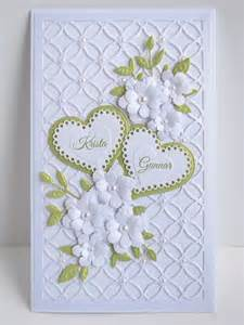 simple wedding card to make best 25 wedding anniversary cards ideas only on