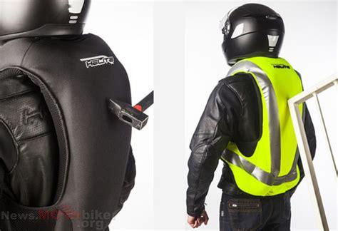 Airbag Motorrad by Airbag Weste Motorrad Protektoren Test