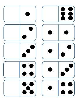 Dominos Gift Card Number - double six domino cards by tx math mania teachers pay teachers
