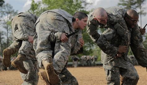 female us army rangers first female army ranger school graduates excited to open