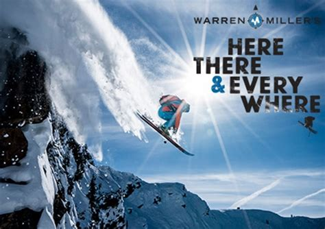 ski movie mogul warren miller refuses to go downhill here there everywhere a review of the 16 17 warren