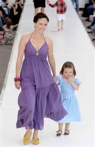 warsaw fashion street 2009 na wybiegu ilona ostrowska z