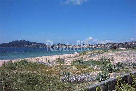 alquiler de casas en vigo y alrededores apartamento en alquiler en 1a l 237 nea de playa panxon