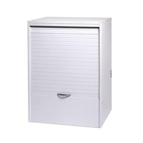 mobile con serranda mobile copri lavatrice con serrandina l 67 x h 90 5 x p 59 5