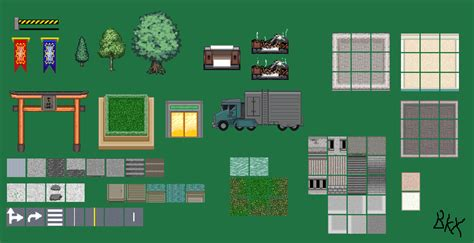 2d building awesome 2d rpg resources tilesets sprites and