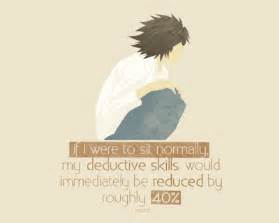 Quotes About L by L Images L Lawliet Quote Wallpaper And Background Photos