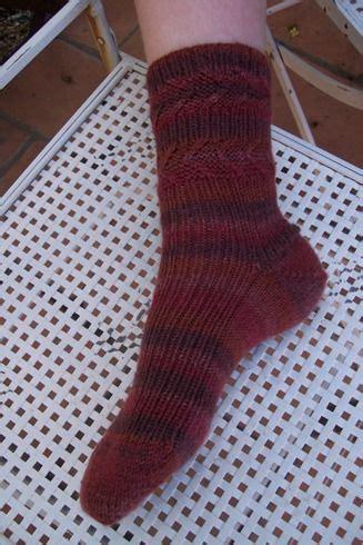 zig zag sock pattern zigzag socks free pattern