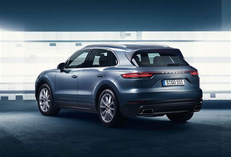 cayenne porsche porsche cayenne hybrid electrified suv nears production