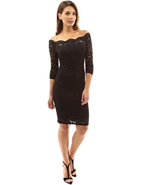 Lace Dress Import pattyboutik women s shoulder set floral lace
