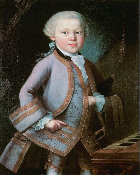 mozart detailed biography my favorite mozart