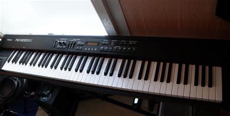 Keyboard Roland Rd 300gx roland rd 300gx image 655993 audiofanzine