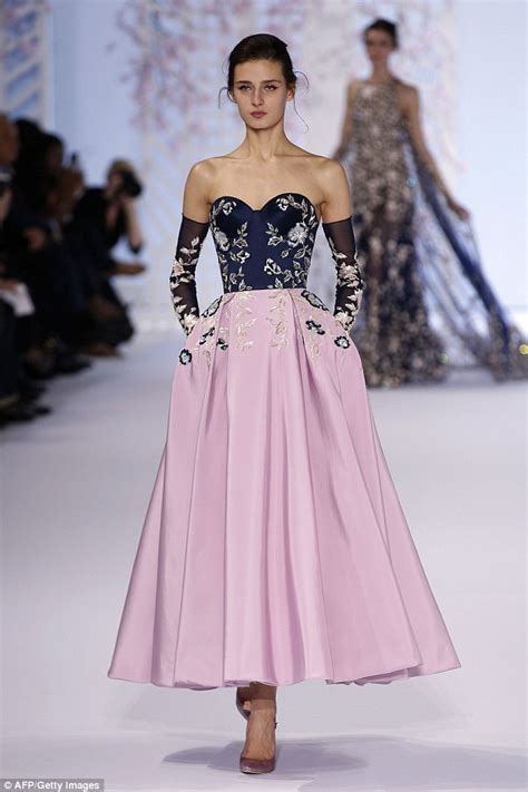 Fashion Weeks Coats Couture In The City Fashion by Ralph And Russo Sparkle At Haute Couture Fashion