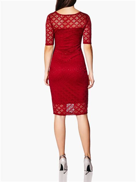 Sleeve Lace Maternity Dress 3 4 sleeve lace maternity dress thyme maternity