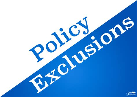 medical malpractice insurance policy exclusions explained