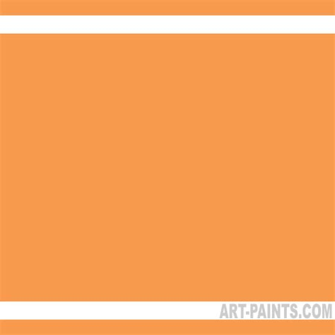 soft orange color orange light finest extra soft pastel paints 010