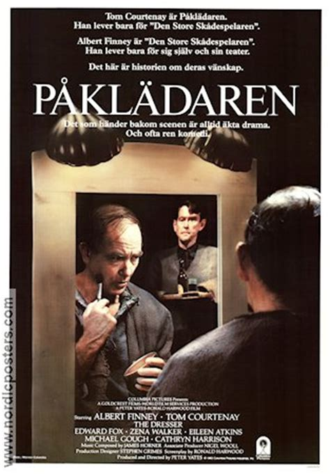 The Dresser 1983 by The Dresser Poster 1983 Original Nordicposters