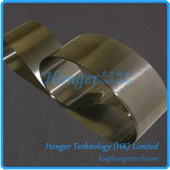 Mu Foil 1j85 mu metal shielding foil with high permeability 1j85