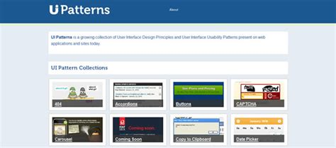 design pattern user interface 25 ui inspiration and design pattern resources speckyboy