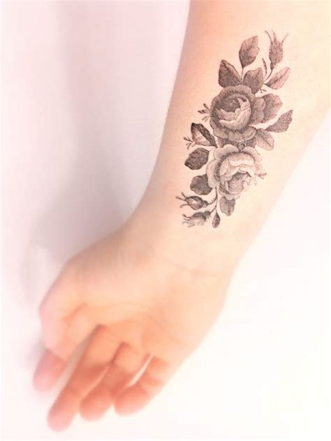 vintage flower tattoos vintage flower designs www imgkid the image
