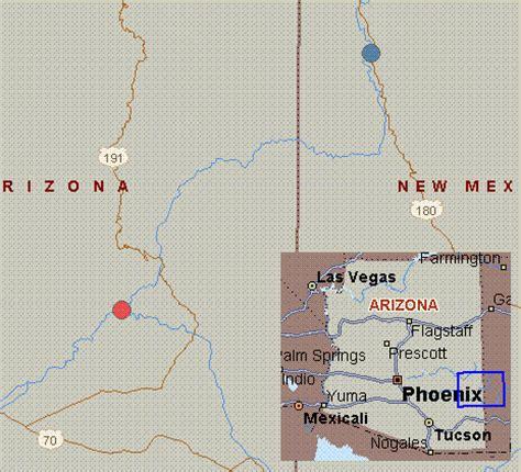 san francisco river map map for san francisco river arizona white water alma to