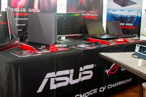 Asus Gaming Laptop Sale Philippines asus philippines introduced new rog notebooks and desktops techporn