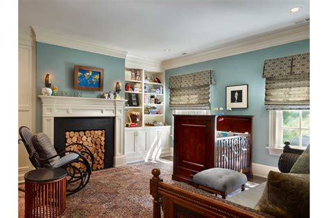 american colonial townhouse marguerite rodgers interior