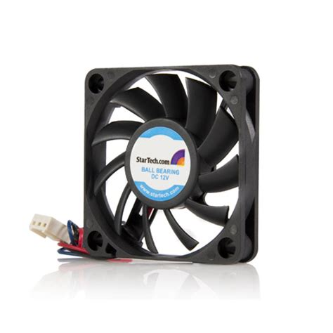 best buy computer fans startech 60x10 mm replacement ball bearing pc case