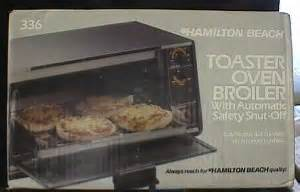 Hamilton Beach 336 Toaster Oven Broiler   Jack Berg Sales