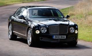 Bentley Mulsanne S Bentley Mulsanne Mulliner 2012