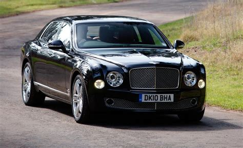 bentley mulsanne bentley mulsanne mulliner 2012