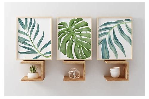 tropical wall art coupons