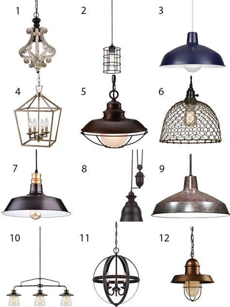 farmhouse ceiling lights farmhouse pendant lighting fixtures farmhouse 1 light