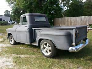 buy used chevy apache 3100 stepside step side truck 1958