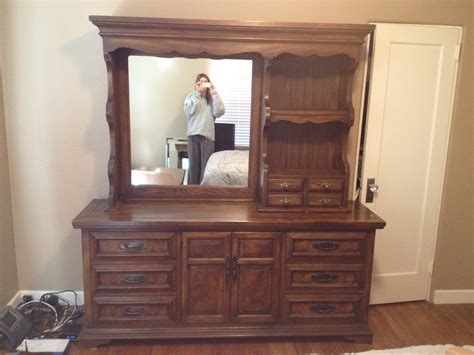 Repurposed Bedroom Furniture Amazing Teak Wooden Bedroom Vanities Mirror With Shelves Also Drawer Storage As Inspiring
