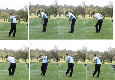 full golf swing sequence the samurai swing four simple steps to a great golf swing