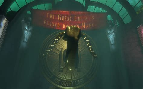 the great chain economic ideal the bioshock wiki